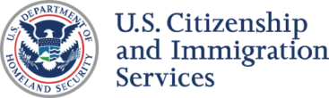 United States Citizenship and Immigration Services Logo