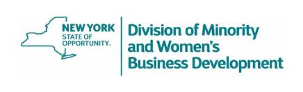 Minority & Women's Business Development logo